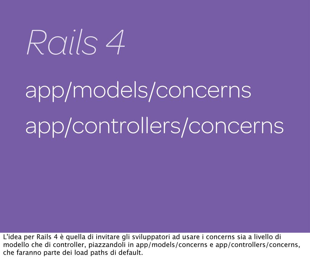 app/models/concerns app/controllers/concerns Ra...
