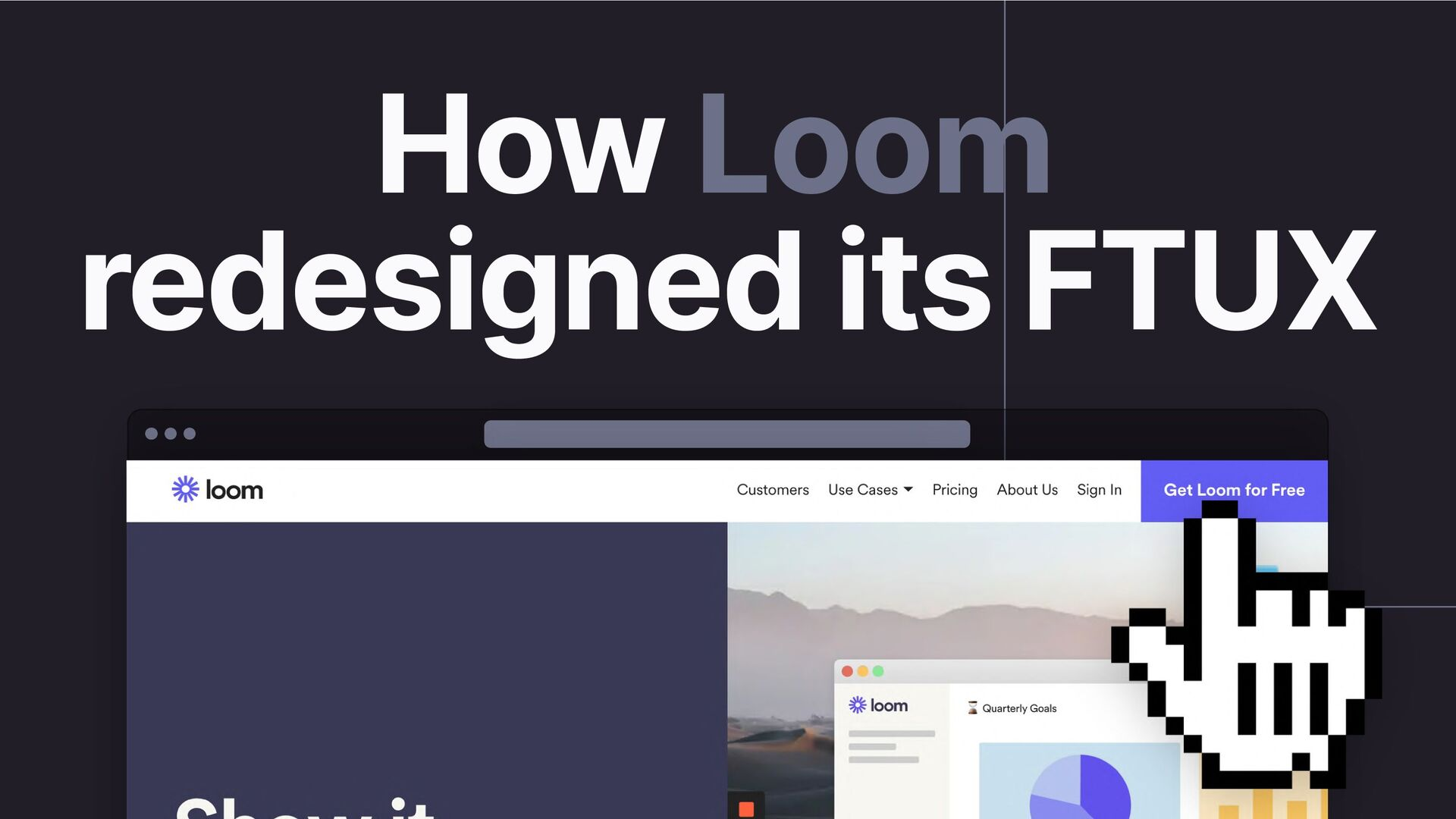 Loom User Onboarding 9 Steps To Show, Say And S...