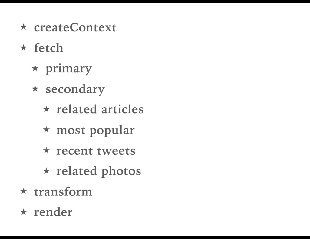 ★ createContext ★ fetch ★ primary ★ secondary ★...