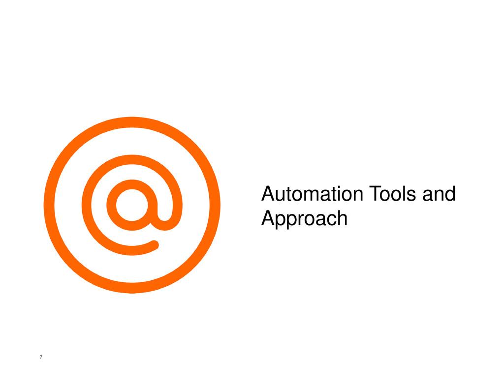 Automation Tools and 7 Automation Tools and App...