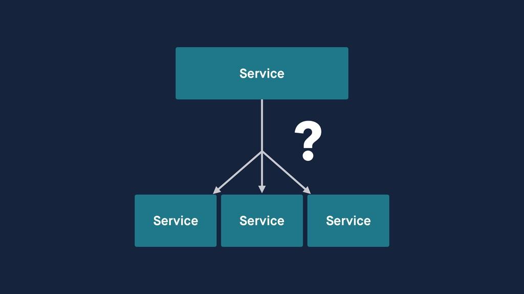 Service Service Service Service ?