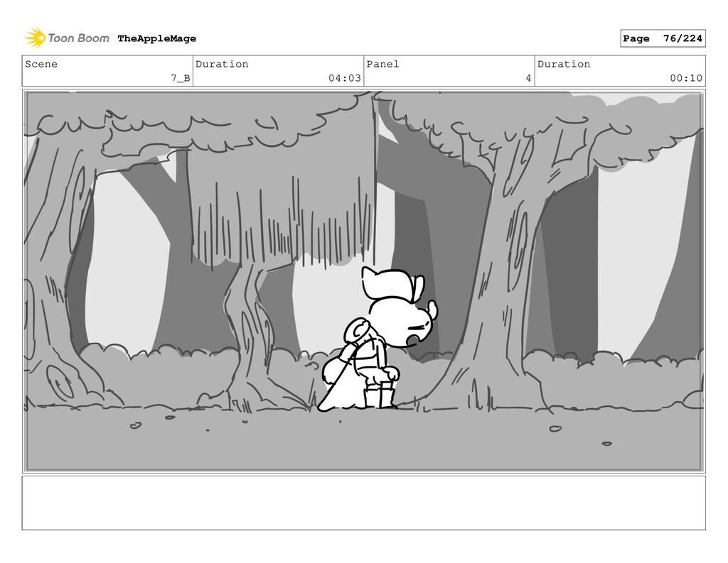 Scene 7_B Duration 04:03 Panel 4 Duration 00:10...