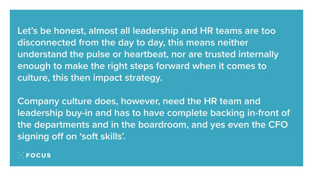 Let's be honest, almost all leadership and HR t...