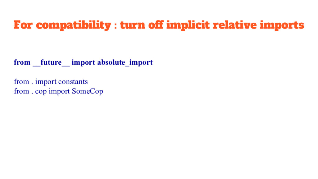 For compatibility : turn off implicit relative ...