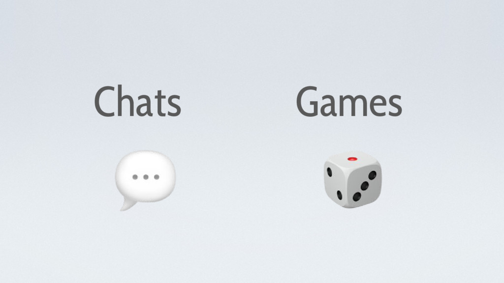 Chats Games
