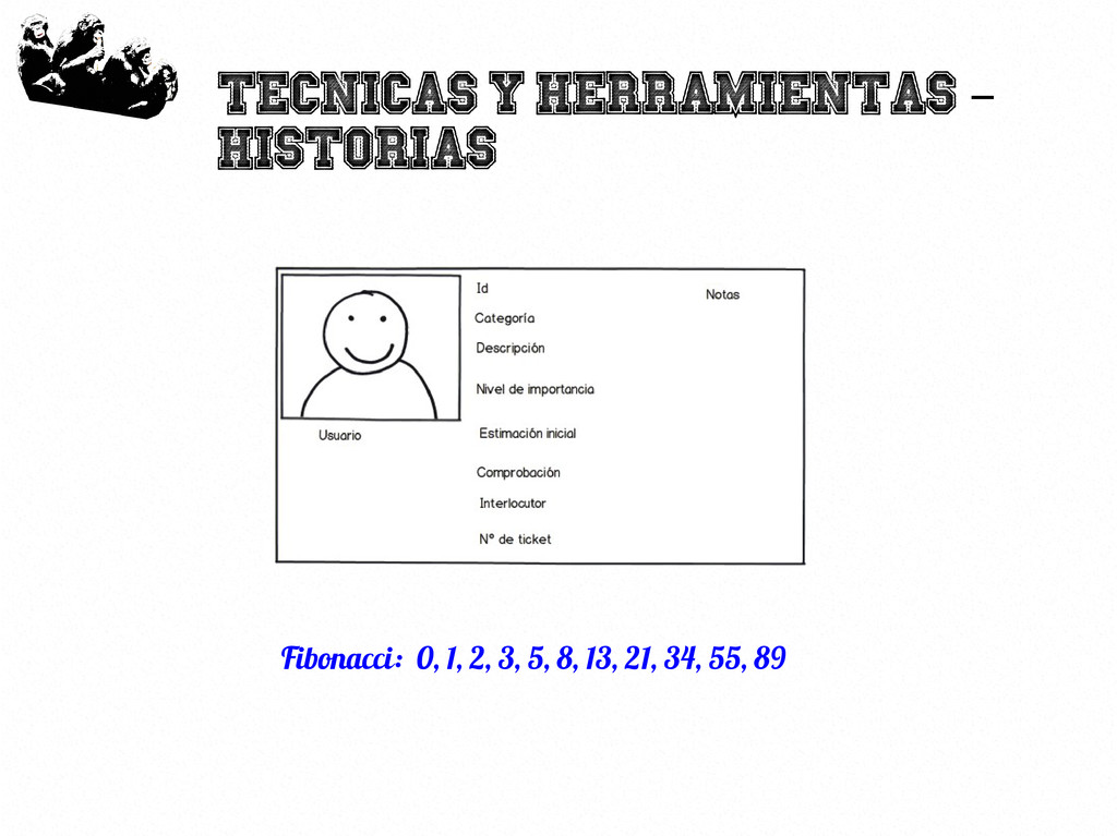 23 Tecnicas y herramientas – Historias Fibonacc...