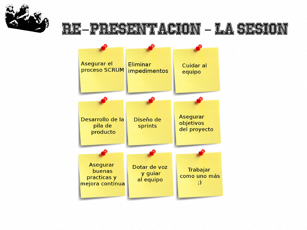 30 Re Presentacion La sesion - –
