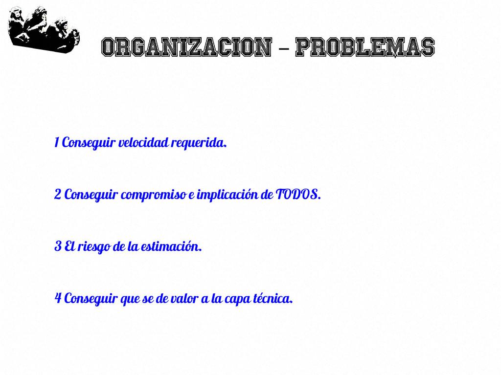 40 Organizacion Problemas – 1 Conseguir velocid...
