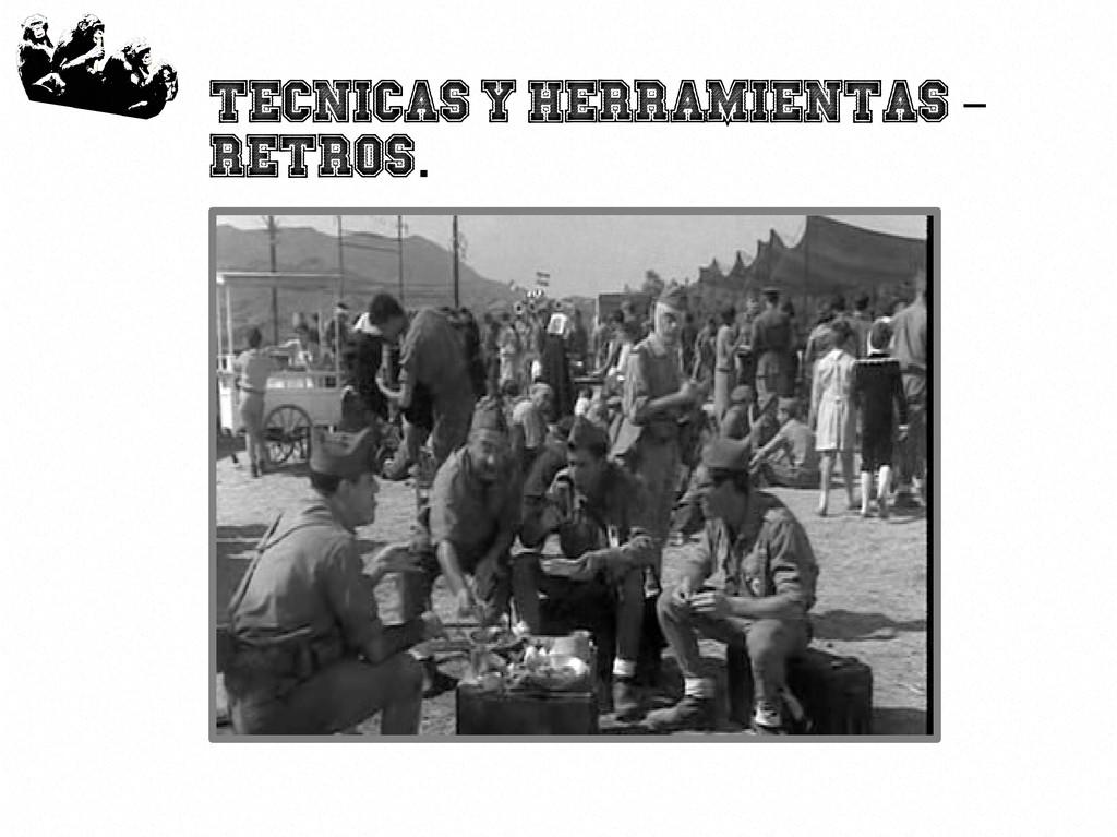 50 Tecnicas y herramientas – Retros.
