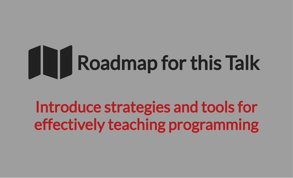 Introduce strategies and tools for effectively ...