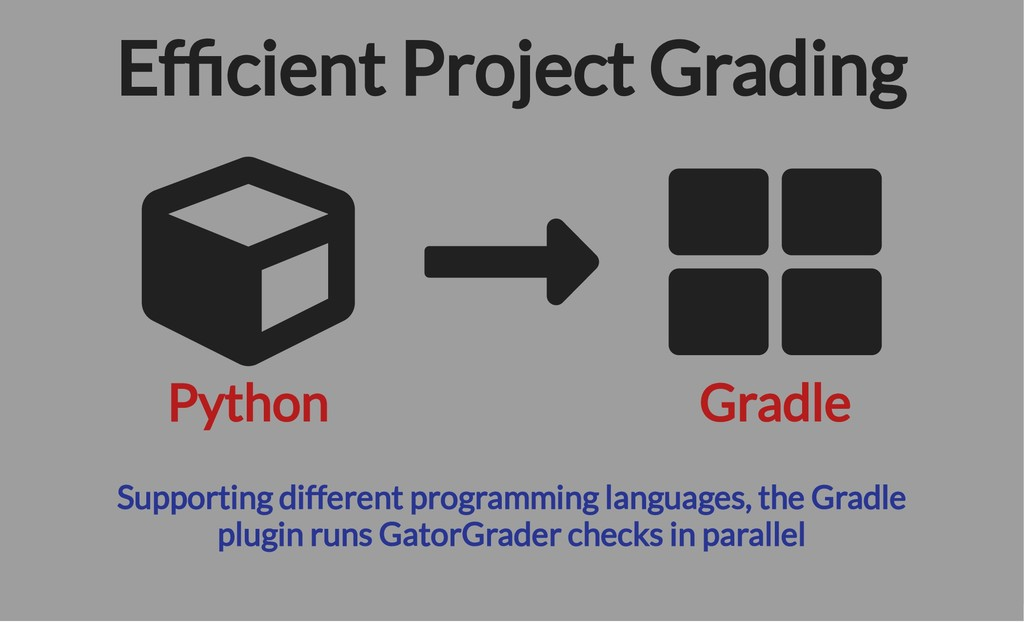Python Gradle Supporting different programming ...