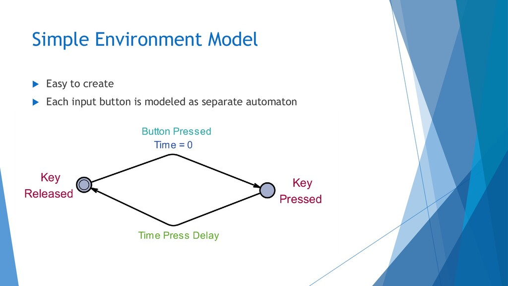 Simple Environment Model  Easy to create  Eac...