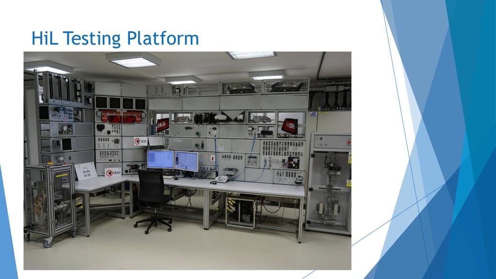 HiL Testing Platform