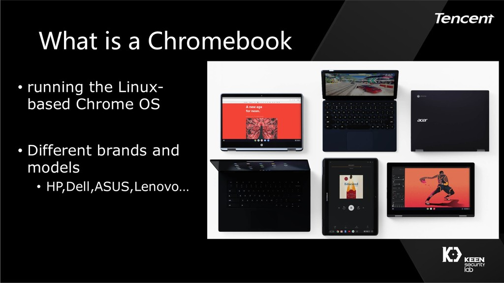• running the Linux- based...