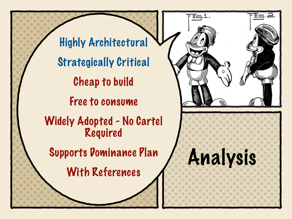 Highly Architectural Strategically Critical Che...