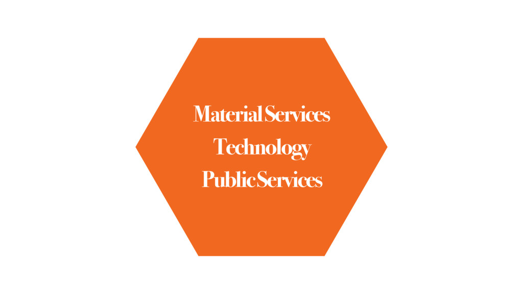 Technology Material Services Public Services