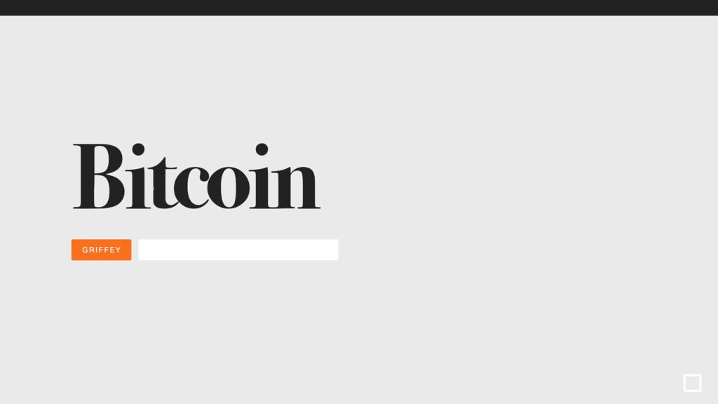 GRIFFEY Bitcoin