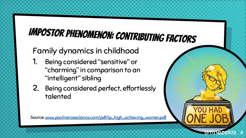 Impostor Phenomenon: Contributing Factors Famil...