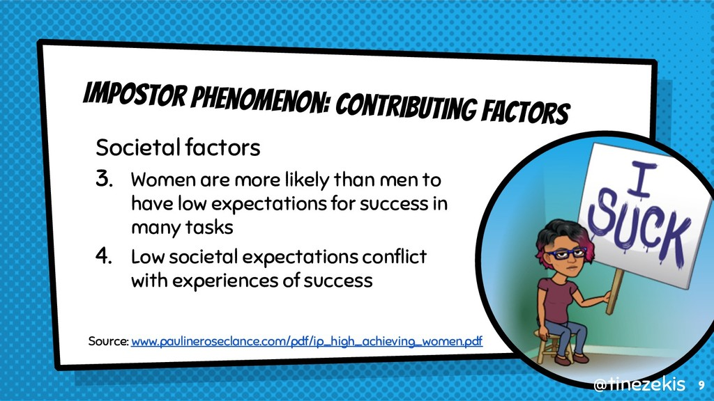 Impostor Phenomenon: Contributing Factors Socie...