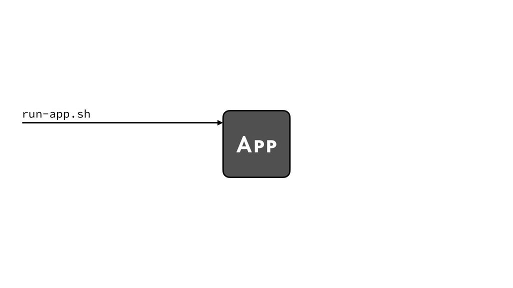 run-app.sh App
