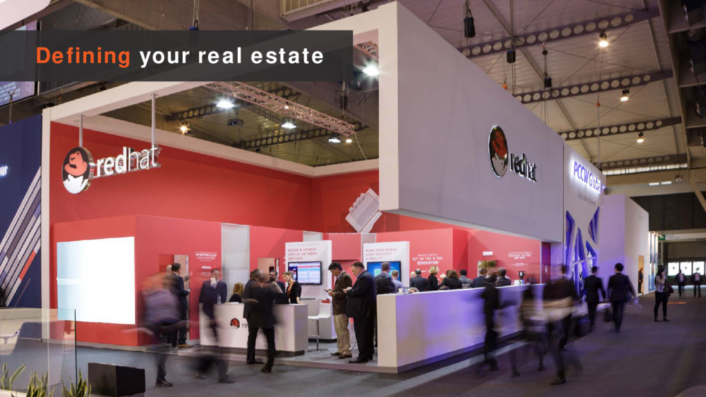 Defining your real estate