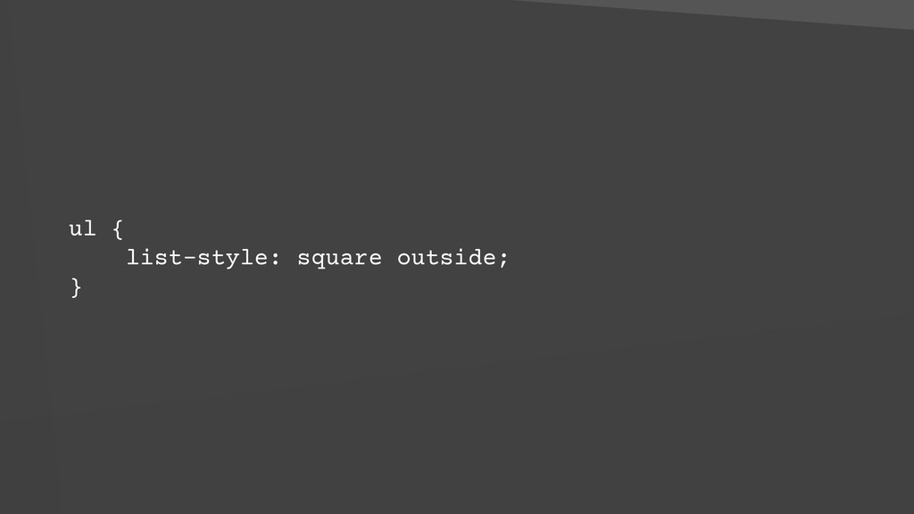 ul {