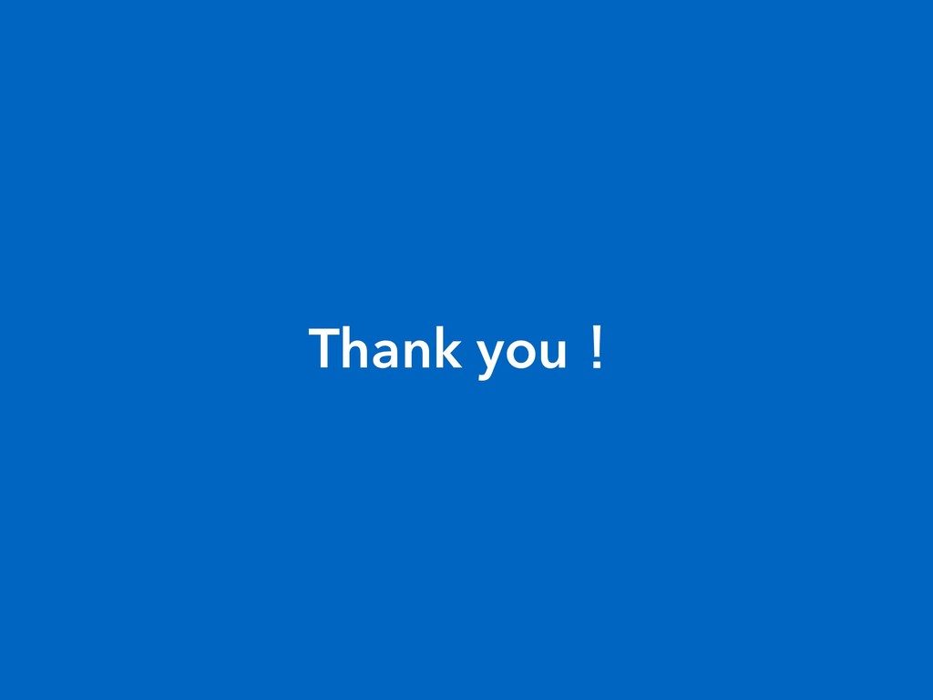 Thank youʂ
