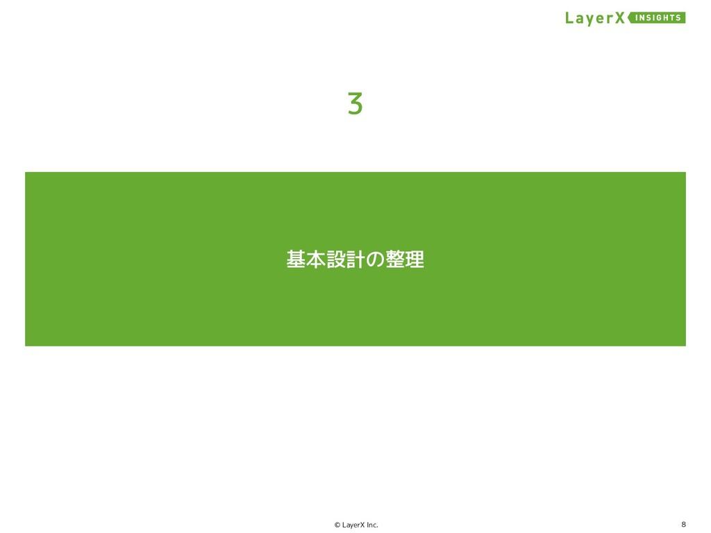 8 © LayerX Inc. 提案 クライアントまたは ノードが状態遷移に対 応するトランザ...