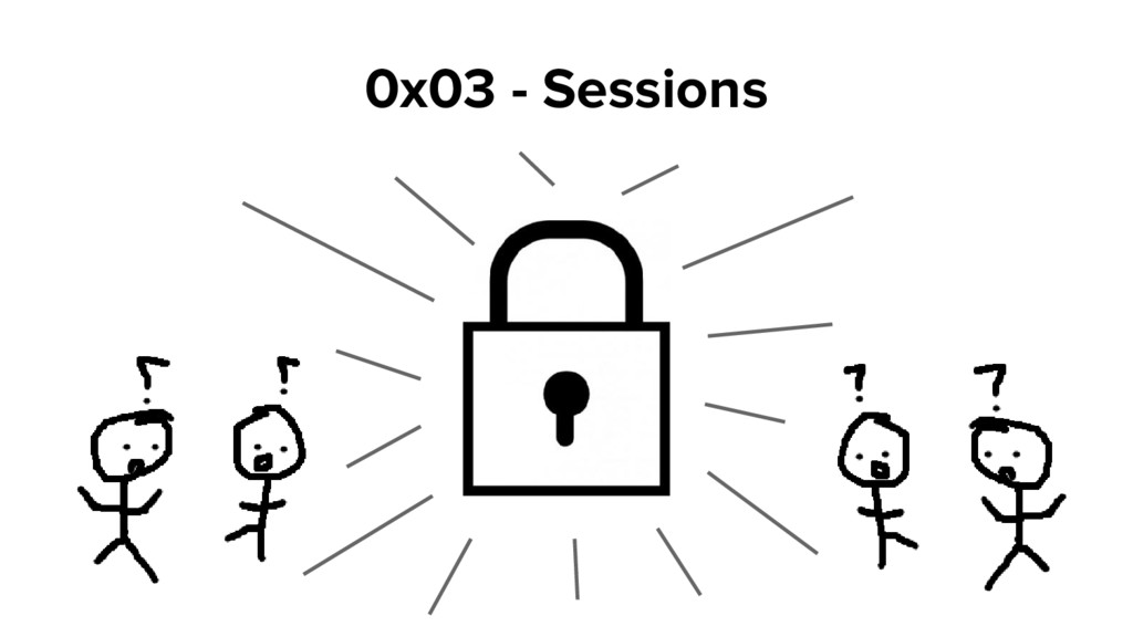 0x03 - Sessions