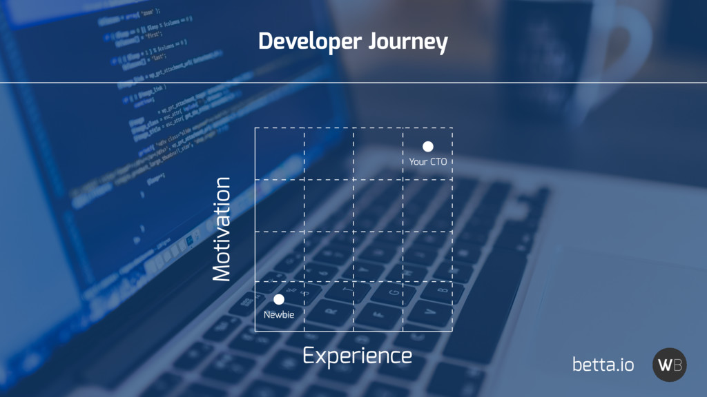 Experience Motivation Your CTO Newbie Developer...