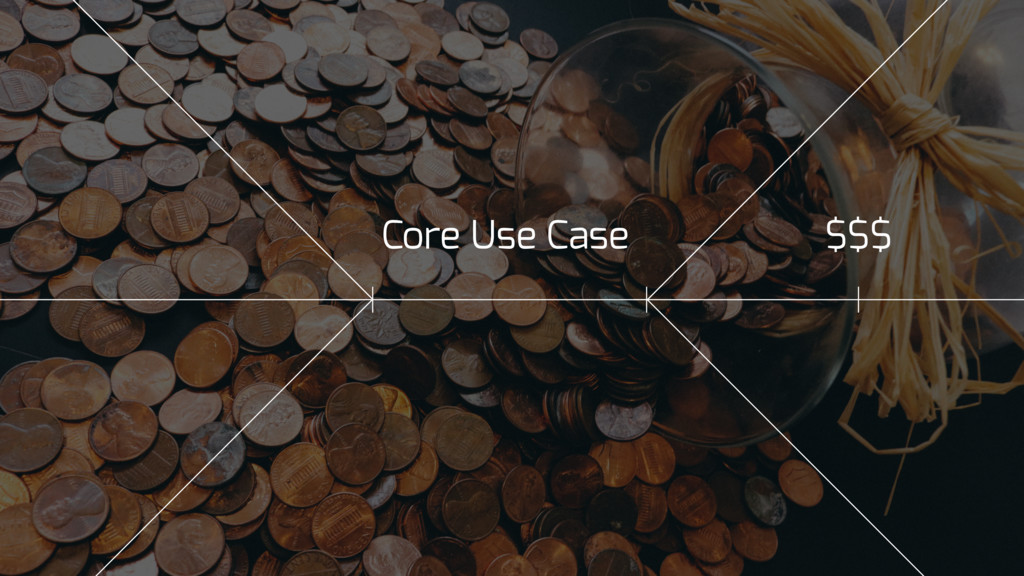Core Use Case $$$