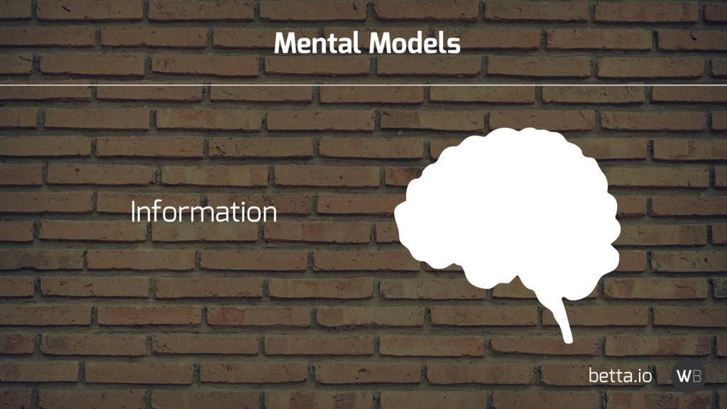Mental Models Information betta.io