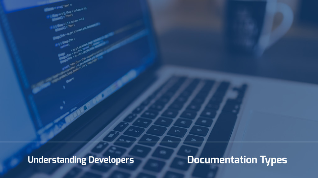 Understanding Developers Documentation Types