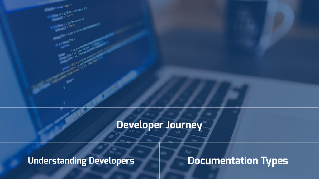 Understanding Developers Documentation Types De...