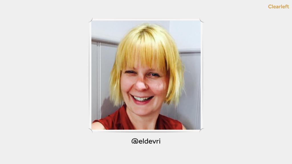 Clearleft @eldevri