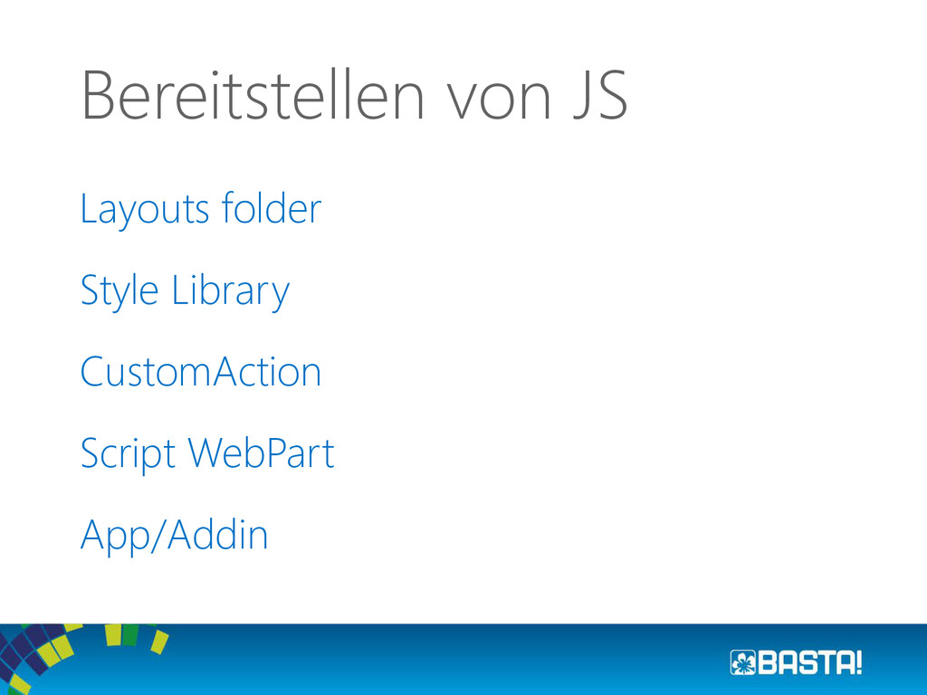 Layouts folder Style Library CustomAction Scrip...