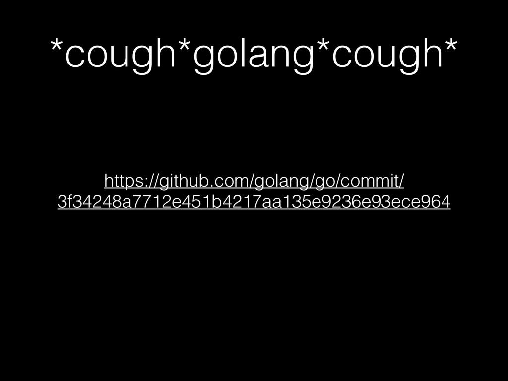 *cough*golang*cough* https://github.com/golang/...