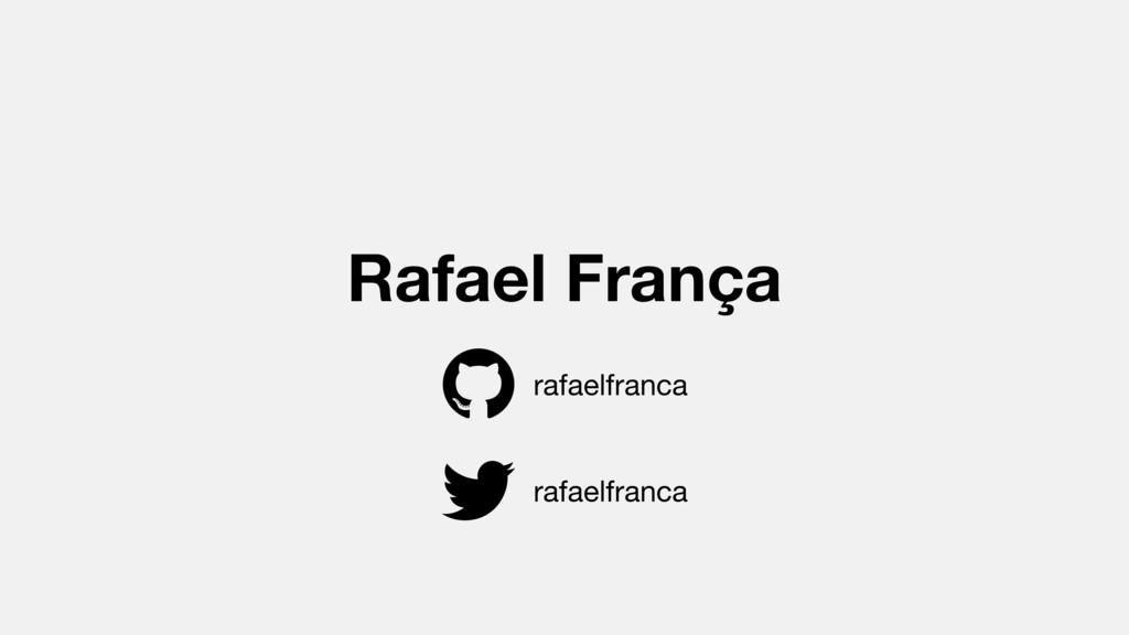 Rafael França rafaelfranca rafaelfranca
