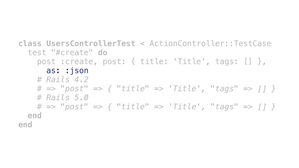 class UsersControllerTest < ActionController::T...