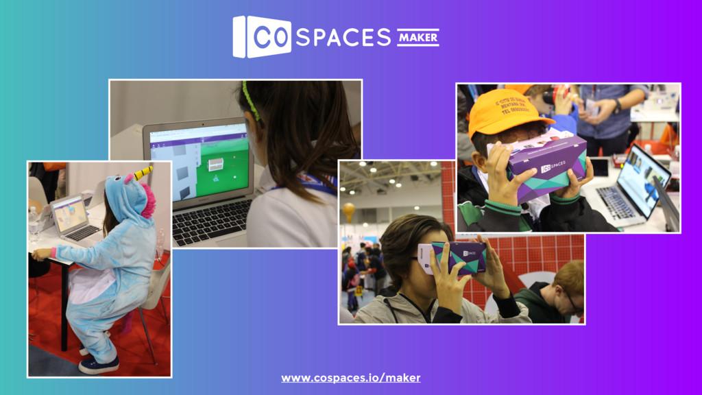www.cospaces.io/maker