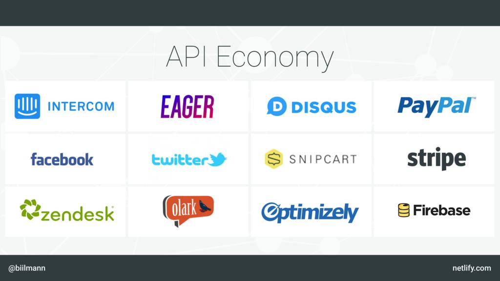 @biilmann netlify.com API Economy