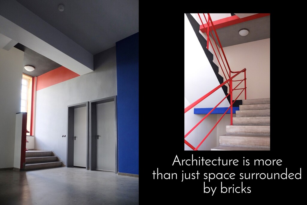Architecture is more than just space surrounde...