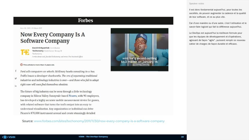 VSHN – The DevOps Company Source: www.forbes.co...