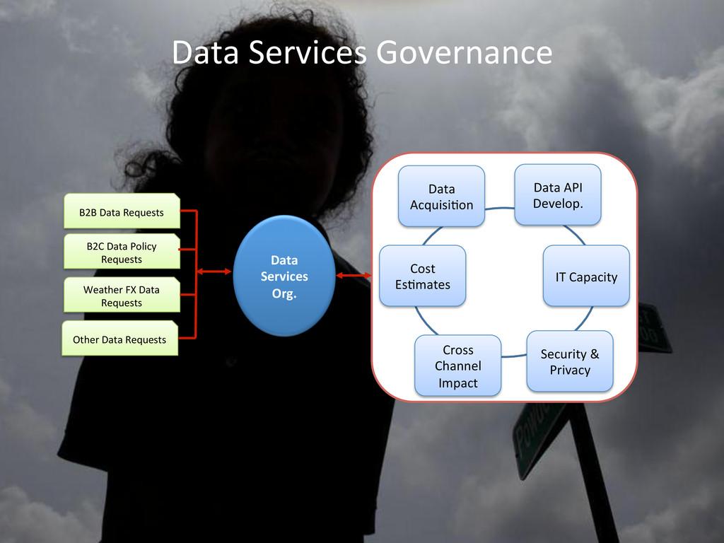 Data Services Governance  B2B Data...
