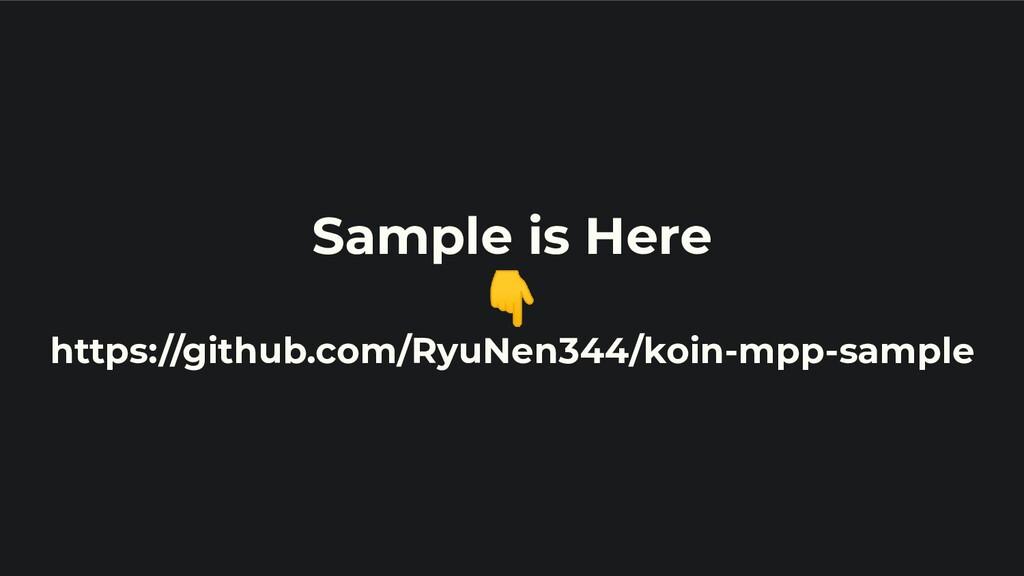 Sample is Here 👇 https://github.com/RyuNen344/k...