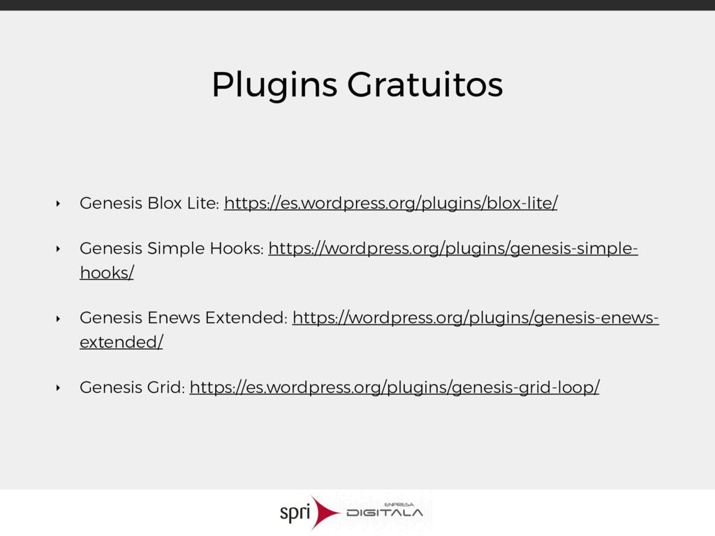 Plugins Gratuitos ‣ Genesis Blox Lite: https://...