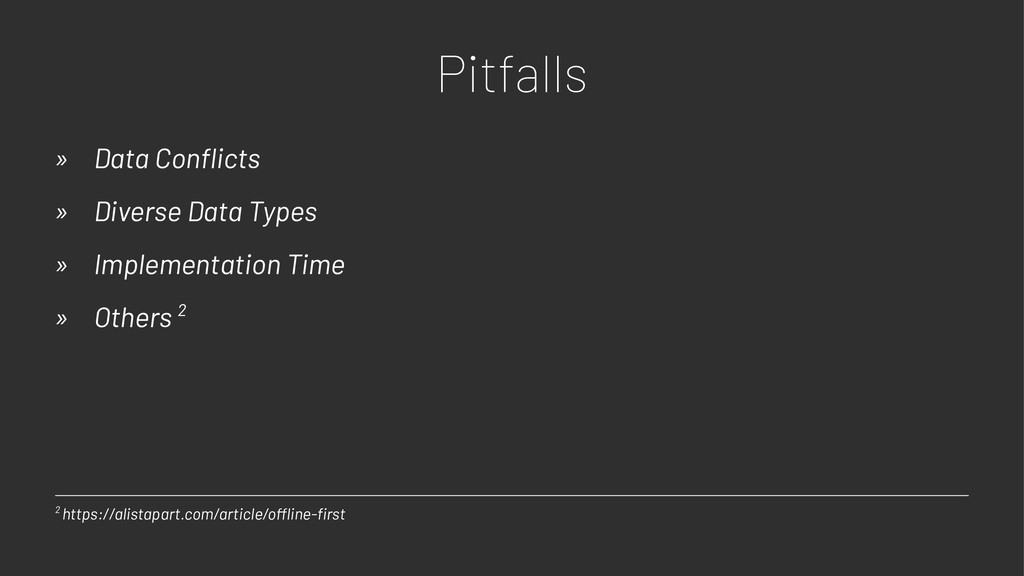 Pitfalls » Data Conflicts » Diverse Data Types »...
