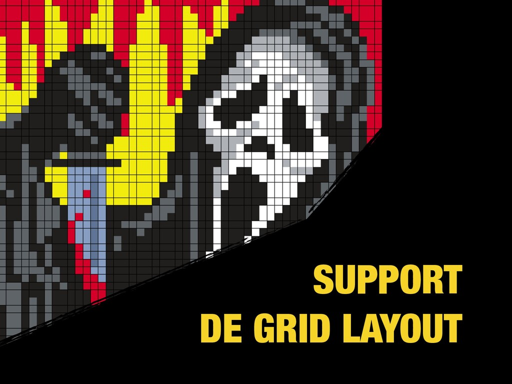 SUPPORT DE GRID LAYOUT