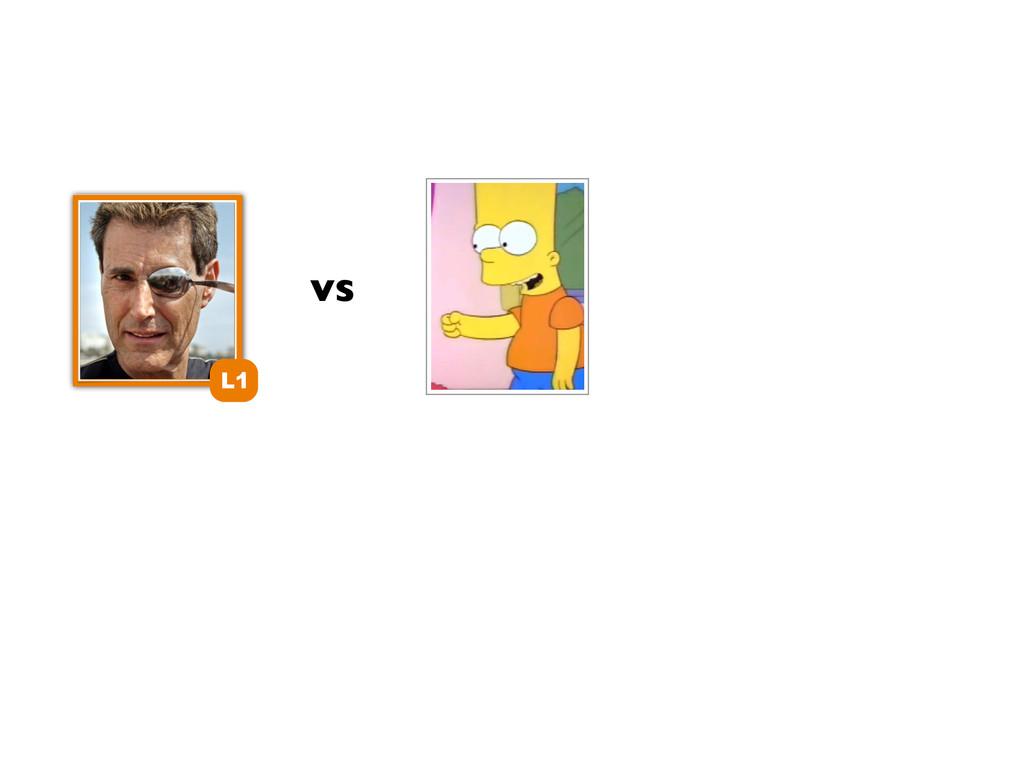 L1 vs