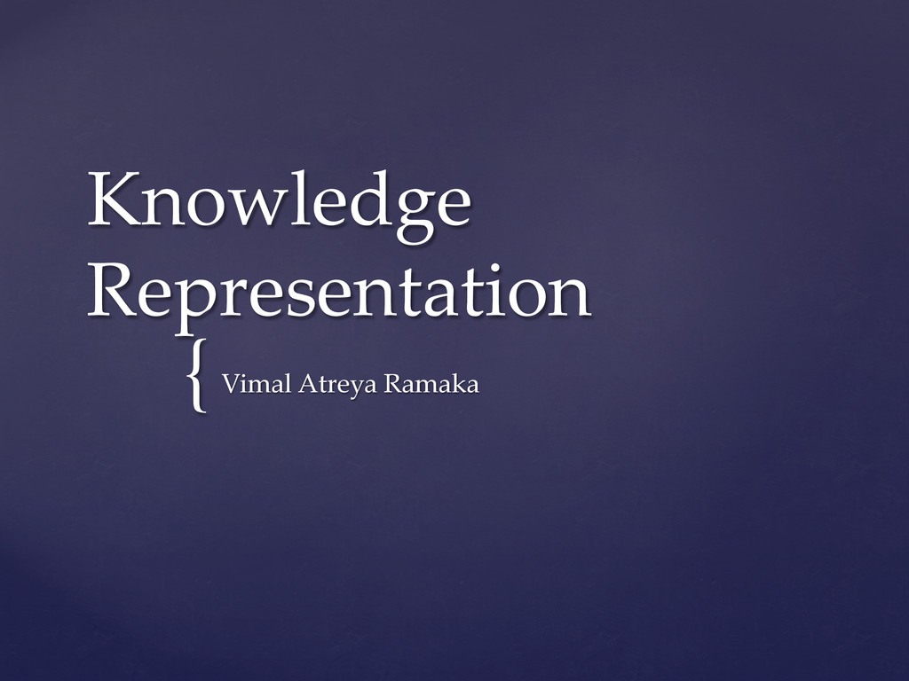 {	